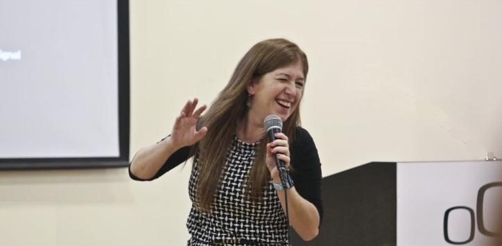 נויה מנדל - כנס נשים בעסקים, גולדה 2013