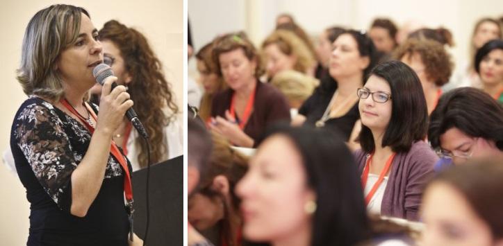 הדס גולדשטיין - אתר אונלייף - כנס נשים בעסקים - גולדה
