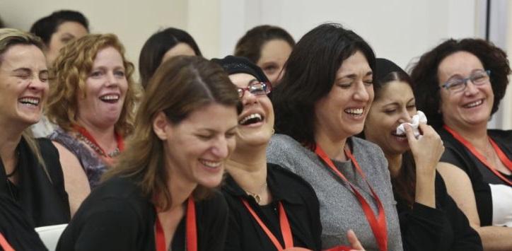 נשים מנהלות עסק, כנס גולדה 2013