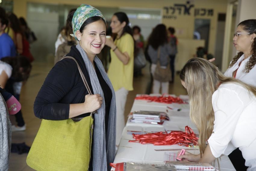 כנס גולדה השלישי – נשים בונות עסקים: קבלת פנים