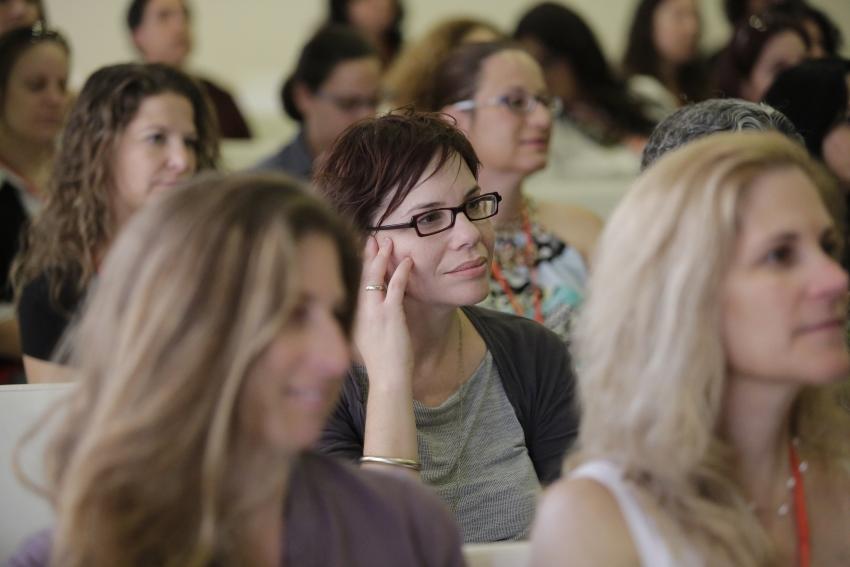כנס גולדה השלישי - נשים בונות עסקים.