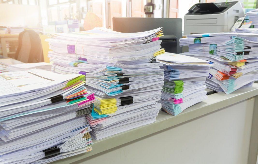 מסמכים וחשבוניות לעסק