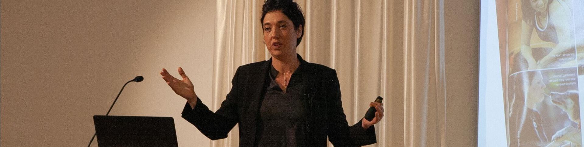 הרצאה בכנס מעברים נשים בעסקים | הקמת עסק